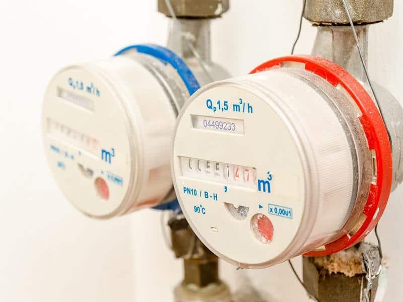 Woda, energia, gaz pod kontrolą