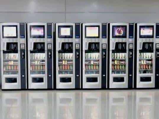 Monitoring urządzeń – automaty vendingowe
